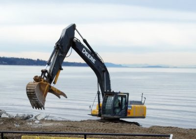 White Rock Shoreline Erosion Project