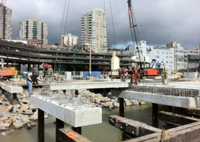 New Westminster Pier Park Project